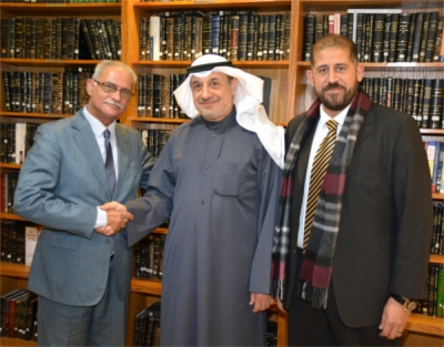 Taher Group law firm office in Cairo, an exclusive ally of British IR Global