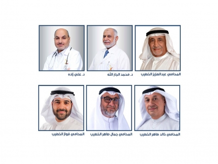 Health legal study Jointly provided by Taher Group Law Firm and Kuwait Medical International on occupational health and safety controls in private sector activities Under the pandemic conditions of the Corona Virus (COVID – 19) disease